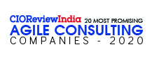 20 Most Promising Agile Consulting Companies - 2020